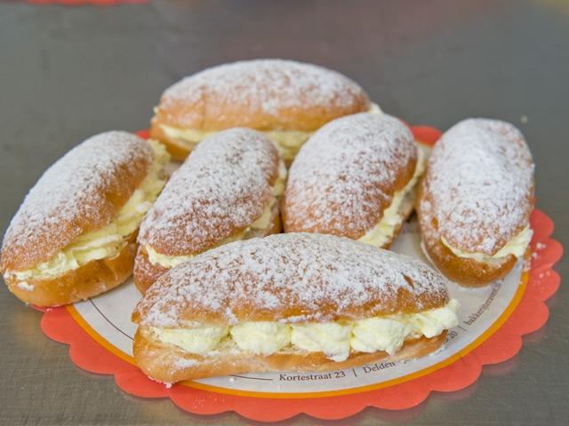 Puddingbroodjes