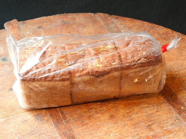 Glutenvrij wit 2,50 euro